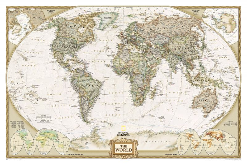 LANDKARTE-WELTKARTE LANDKARTE WELTKARTE NATIONAL GEOGRAPHIC WORLD MAP  WALLPAPER